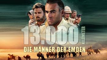 Netflix box art for 13.000 km - Die Männer der Emden