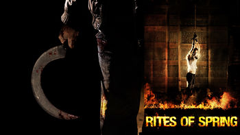 Netflix box art for Rites of Spring