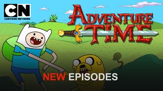 Netflix box art for Adventure Time - Season 3