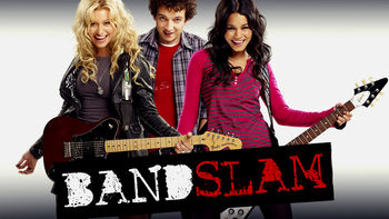 Netflix box art for Bandslam