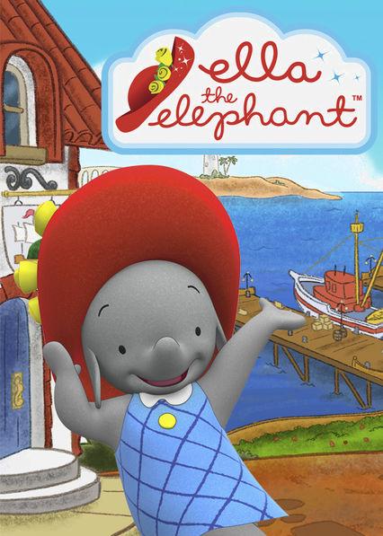 Ella the Elephant Netflix ES (España)