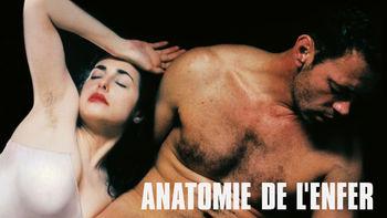 Netflix box art for Anatomy of Hell
