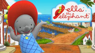 Netflix box art for Ella the Elephant - Season 1