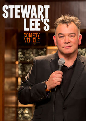 Stewart Lee's Comedy Vehicle - Season 1