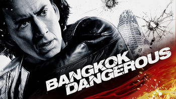 Netflix box art for Bangkok Dangerous