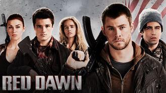 Netflix Box Art for Red Dawn