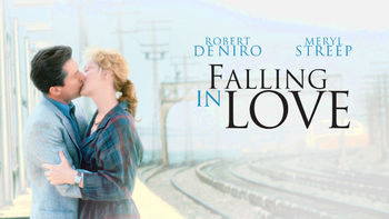 Netflix box art for Falling in Love