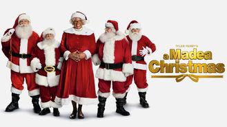 Netflix box art for Tyler Perry's A Madea Christmas