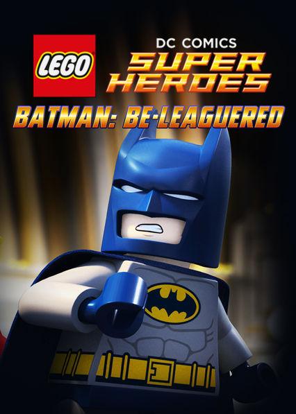 Lego DC Comics: Batman Be-Leaguered Netflix US (United States)