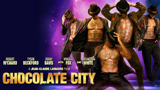 Netflix box art for Chocolate City