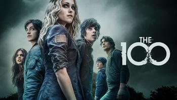 Netflix box art for The 100 - Season 1