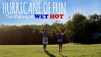 Netflix box art for Hurricane of Fun: The Making of Wet Hot