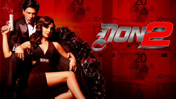 Netflix box art for Don 2