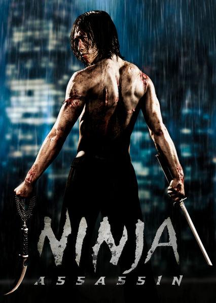 Ninja Assassin Netflix AU (Australia)
