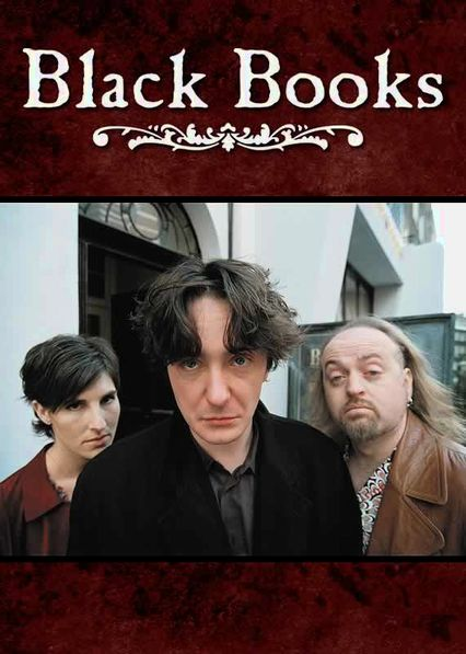 Black Books Netflix US (United States)