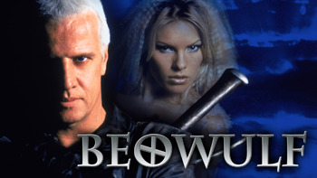 Netflix box art for Beowulf