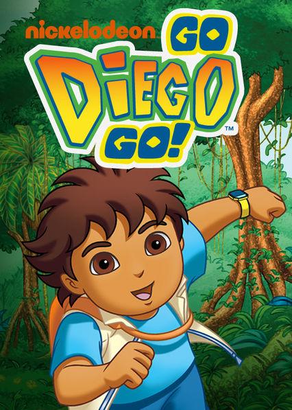 Go Diego Go! Netflix BR (Brazil)