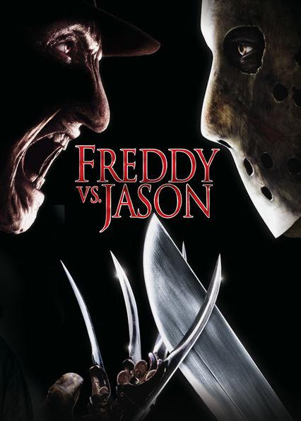Freddy vs. Jason Netflix BR (Brazil)