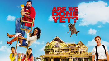 Netflix box art for Are We Done Yet?
