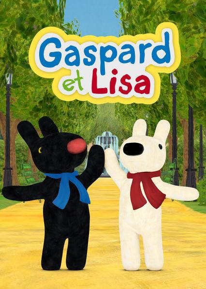 Gaspard and Lisa Netflix BR (Brazil)