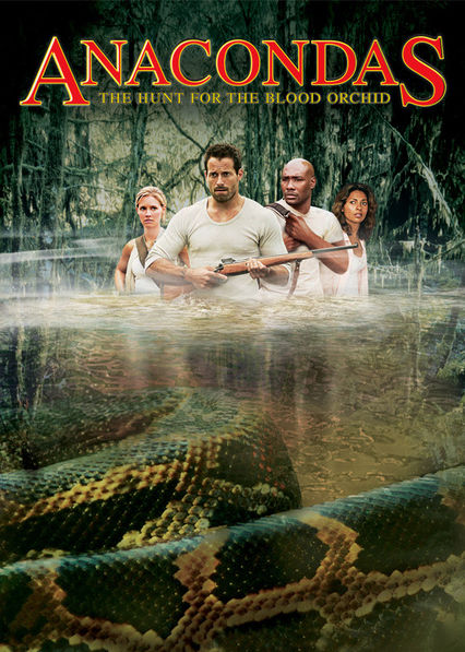 Anacondas: The Hunt for the Blood Orchid Netflix ES (España)