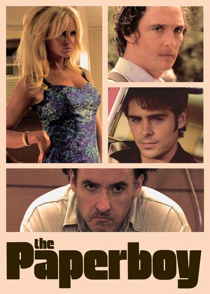 The Paperboy Netflix BR (Brazil)