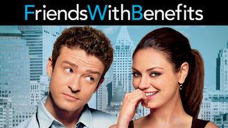 Netflix box art for Friends with Benefits