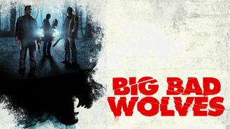 Netflix box art for Big Bad Wolves