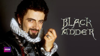 Netflix box art for Blackadder - Series 1