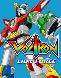 Voltron: Lion Force: Raid of the Red Berets