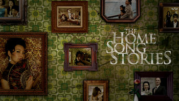 Netflix box art for The Home Song Stories
