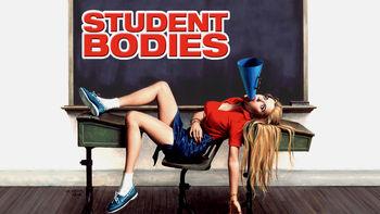 Netflix box art for Student Bodies