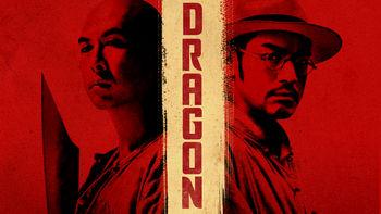 Netflix box art for Dragon