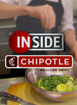 Inside: Chipotle
