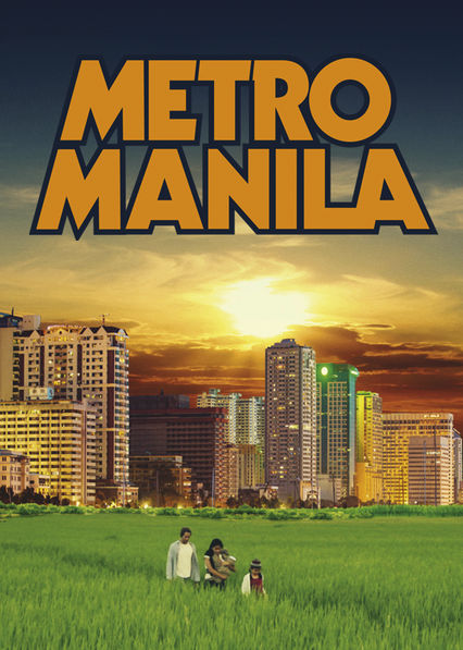 Metro Manila Netflix ES (España)
