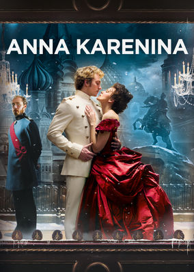 Box art for Anna Karenina