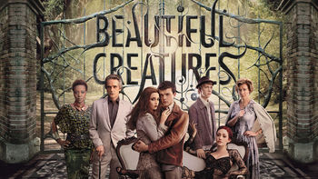Netflix Box Art for Beautiful Creatures