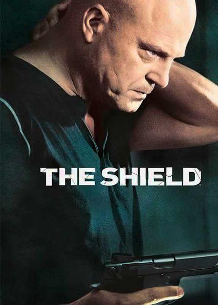 The Shield Netflix KR (South Korea)