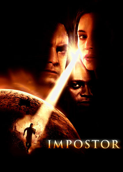 Impostor Netflix UK (United Kingdom)