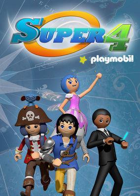 Super 4 - Season 1