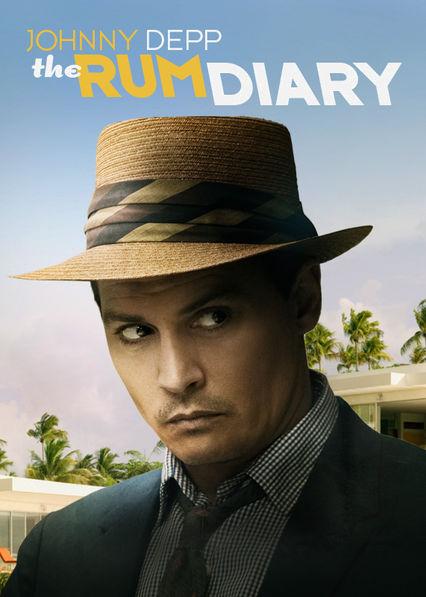 The Rum Diary Netflix BR (Brazil)