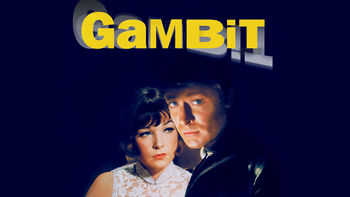 Netflix box art for Gambit