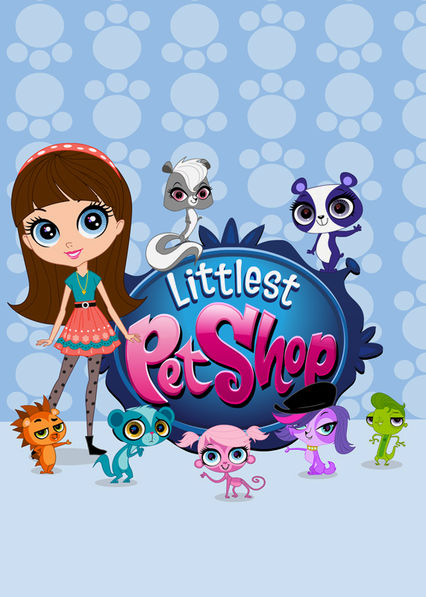 Littlest Pet Shop Netflix BR (Brazil)