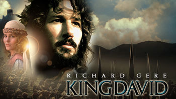 Netflix box art for King David