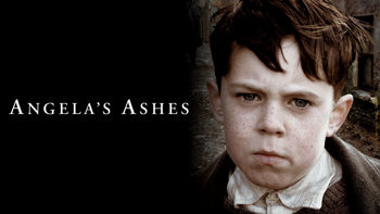 Netflix box art for Angela's Ashes
