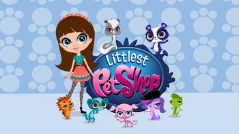 Netflix box art for Littlest Pet Shop - Season 2