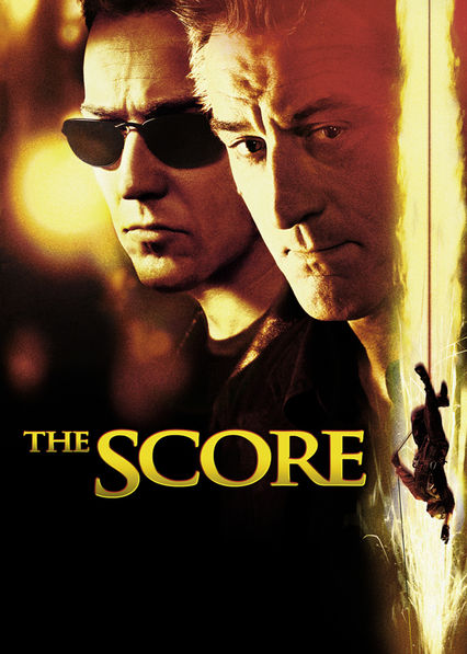 The Score Netflix KR (South Korea)