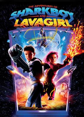 Adventures of Sharkboy & Lavagirl, The