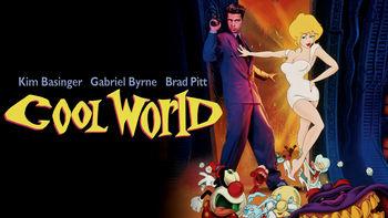 Netflix box art for Cool World