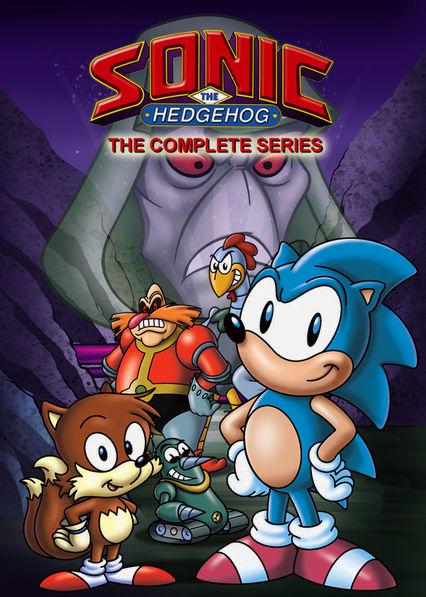 Sonic the Hedgehog Netflix BR (Brazil)
